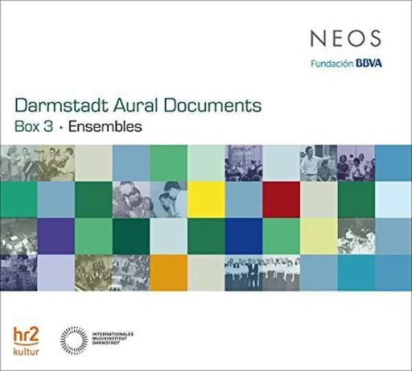 Darmstadt Aural Documents Box 3: Ensembles | Neos Music NEOS11230