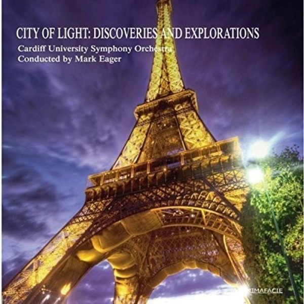 City of Light - Discoveries and Explorations | Prima Facie PFNSCD005