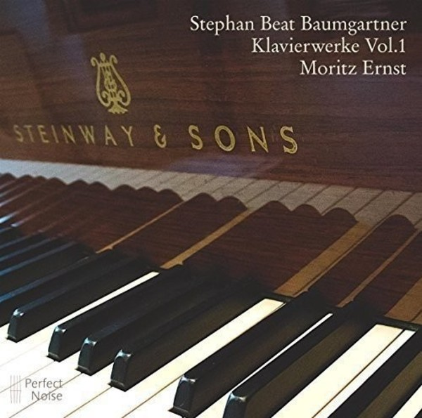 Stephan Beat Baumgartner - Piano Works Vol.1 | Perfect Noise PN1502
