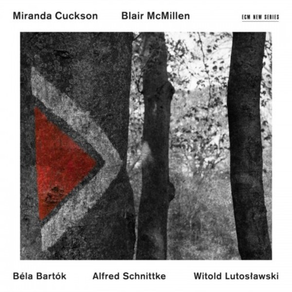Bartok, Schnittke, Lutoslawski - Works for Violin & Piano