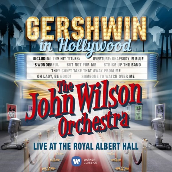 Gershwin in Hollywood | Warner 2564649373
