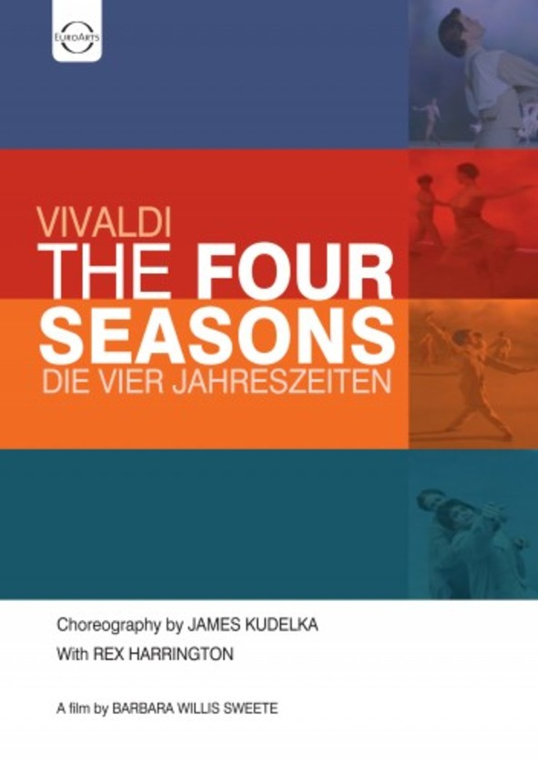 Vivaldi - The Four Seasons: A film by Barbara Willis Sweete (DVD) | Euroarts 2426109