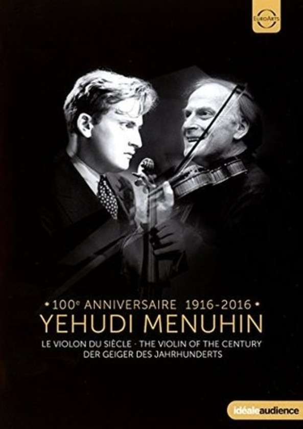 Yehudi Menuhin: The Violin of the Century (DVD) | Euroarts 2427389