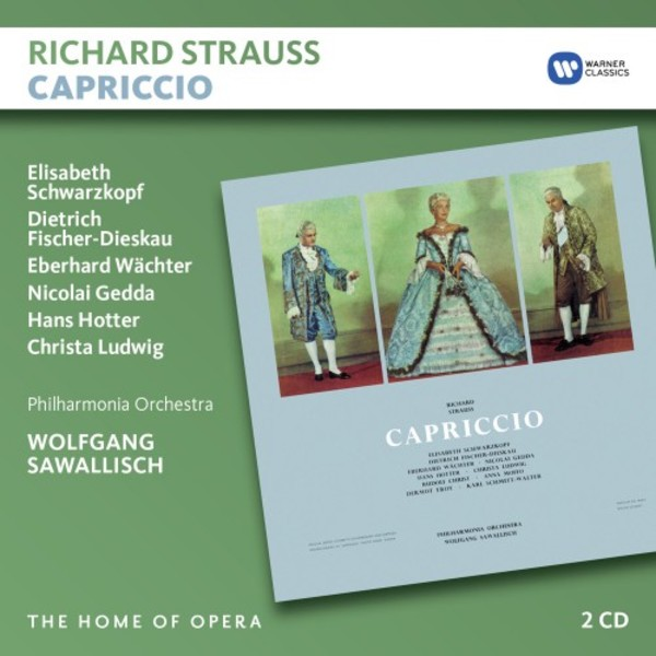 R Strauss - Capriccio | Warner - The Home of Opera 2564648319