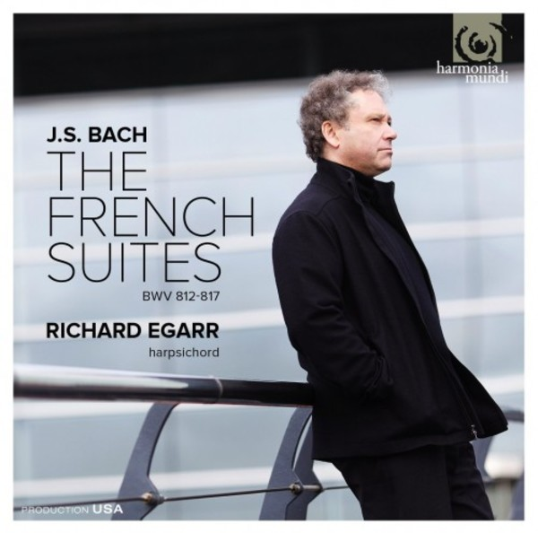 JS Bach - French Suites