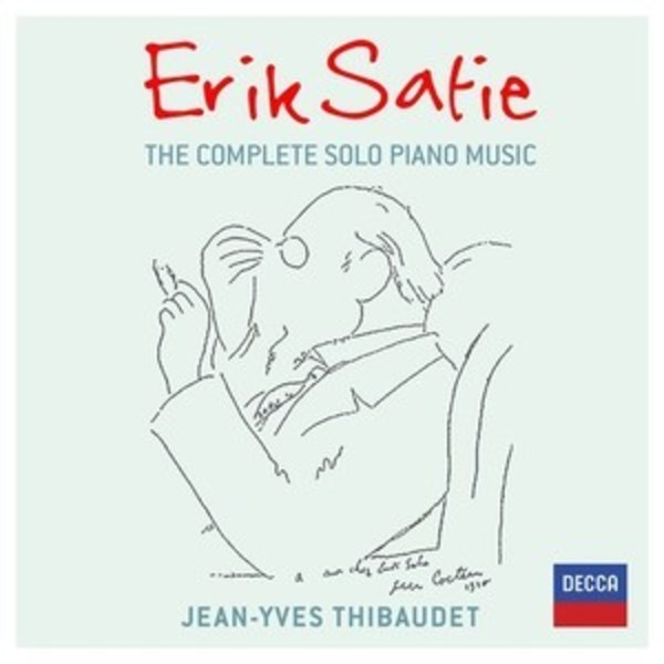 Erik Satie - The Complete Solo Piano Music | Decca 4830236