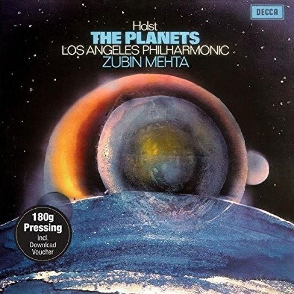 Holst - The Planets (LP) | Decca 4830247
