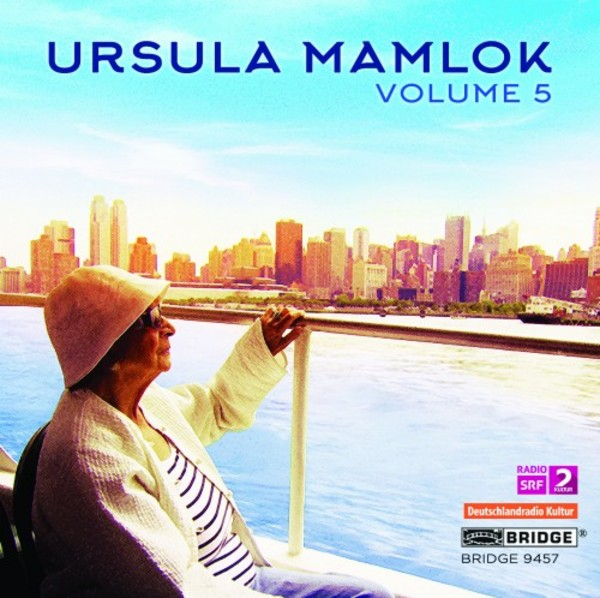 Ursula Mamlok Vol.5 | Bridge BRIDGE9457