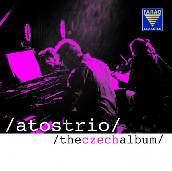 Atos Trio: The Czech Album | Farao B108093