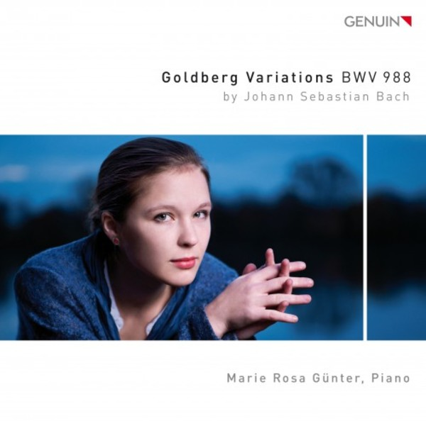 JS Bach - Goldberg Variations | Genuin GEN16435