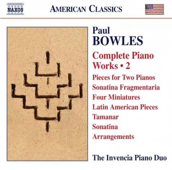 Bowles - Complete Piano Works Vol.2
