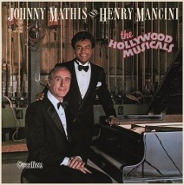 Johnny Mathis & Henry Mancini: The Hollywood Musicals | Dutton CDLK4587