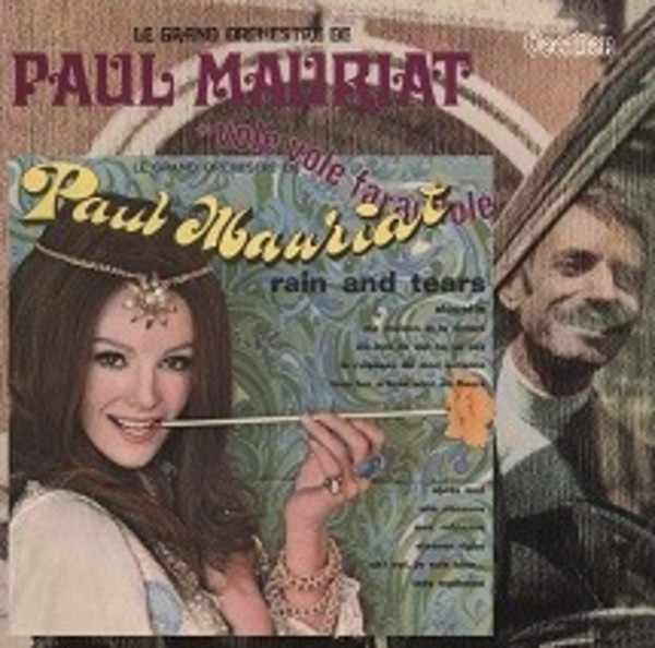 Paul Mauriat: Rain and Tears; Vole Vole Farandole | Dutton CDLK4588
