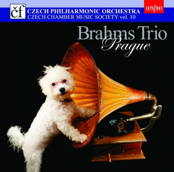 Brahms Trio Prague: Horn Trios | Artesmon AS7262