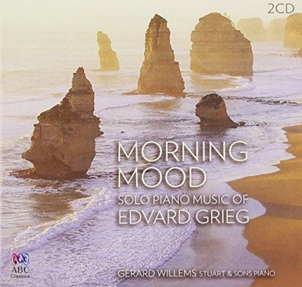 Morning Mood: Solo Piano Music of Edvard Grieg | ABC Classics ABC4811699