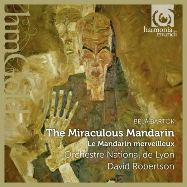Bartok - The Miraculous Mandarin, Dance Suite, 4 Orchestral Pieces