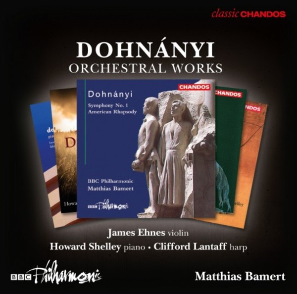Dohnanyi - Orchestral Works