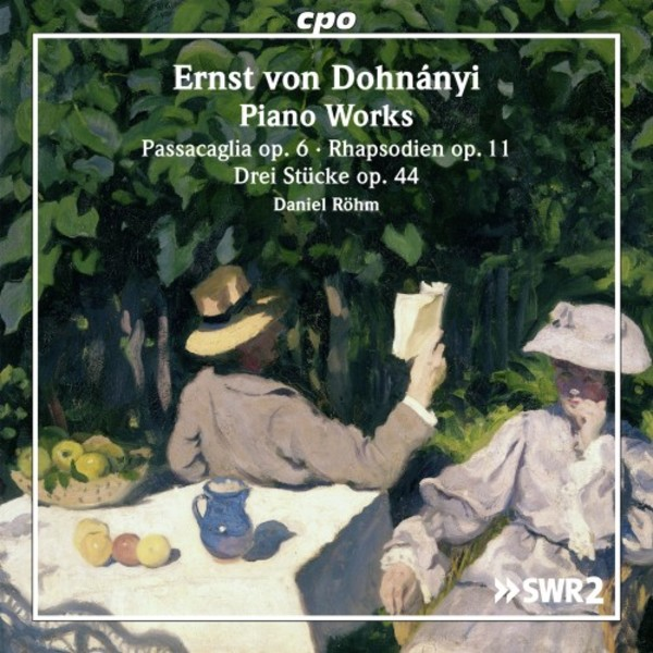 Dohnanyi - Piano Works | CPO 7779702
