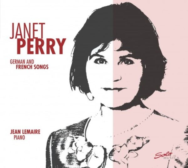 Janet Perry: German & French Songs | Solo Musica SM239