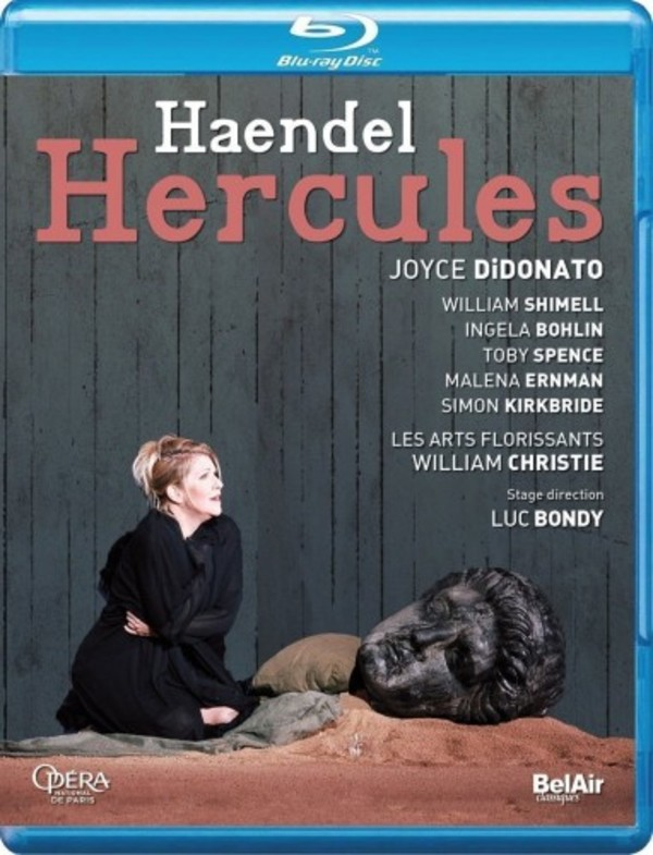 Handel - Hercules (Blu-ray) | Bel Air BAC513