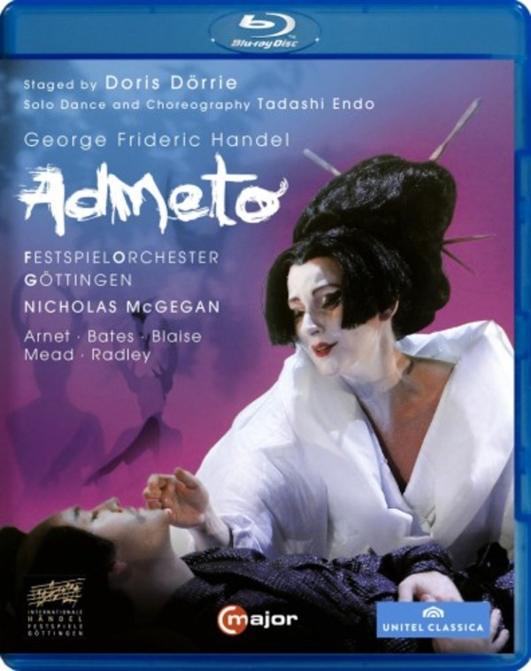 Handel - Admeto (Blu-ray) | C Major Entertainment 750704