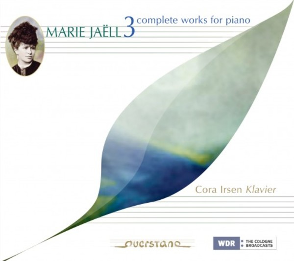Marie Jaell - Complete Works for Piano Vol.3 | Querstand VKJK1607