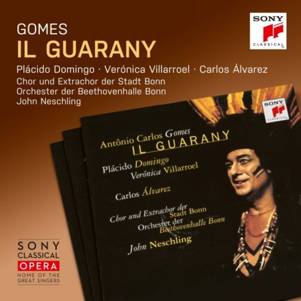 Gomes - Il Guarany | Sony 88985334982