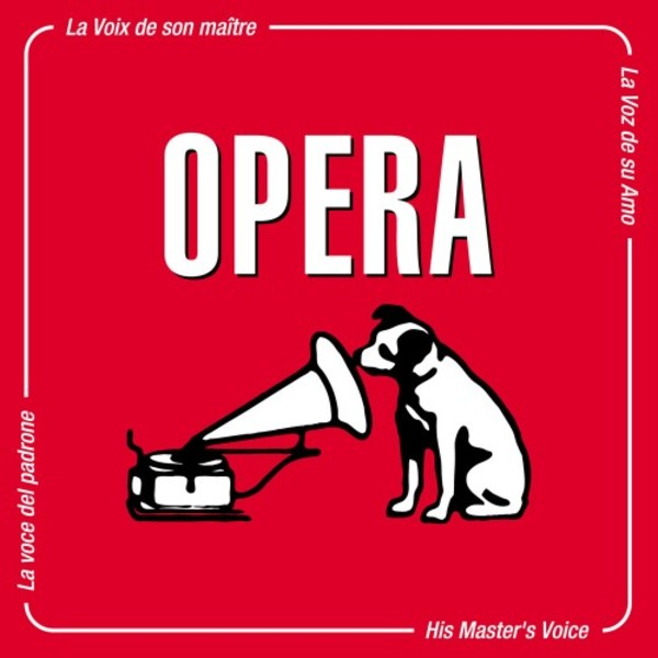 Opera (Nipper Series) | Warner 9029595797