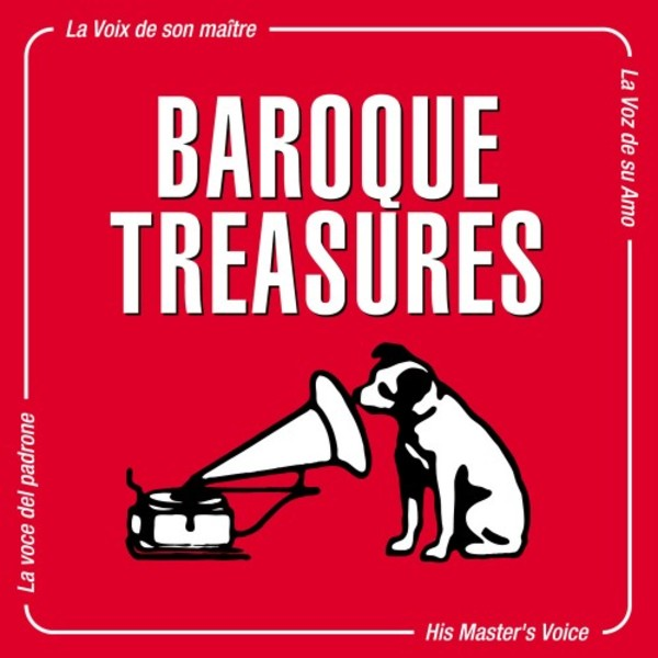 Baroque Treasures (Nipper Series) | Warner 9029595796