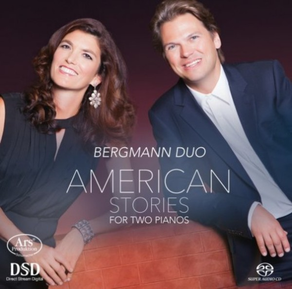 American Stories for Two Pianos | Ars Produktion ARS38188