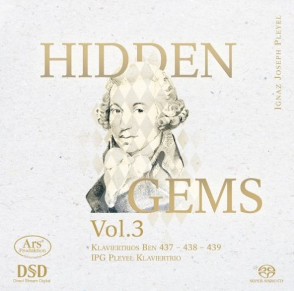 Pleyel - Hidden Gems Vol.3 | Ars Produktion ARS38203