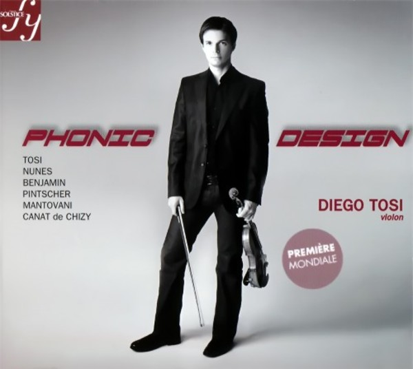 Diego Tosi: Phonic Design | Solstice SOCD318