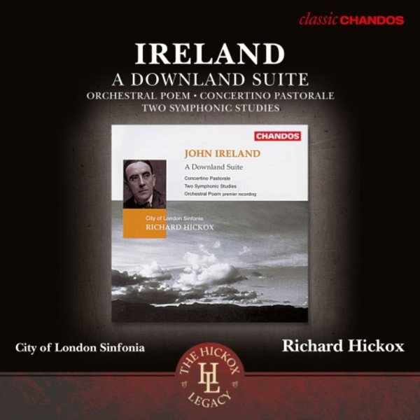 Ireland - Orchestral Works | Chandos - Classics CHAN10912X