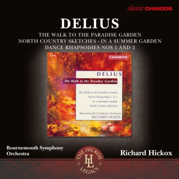 Delius - Orchestral Works | Chandos - Classics CHAN10913X