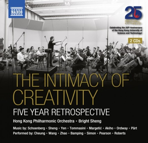 The Intimacy of Creativity: Five Year Retrospective
