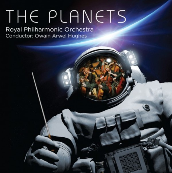 Holst - The Planets | RPO RPO013CD