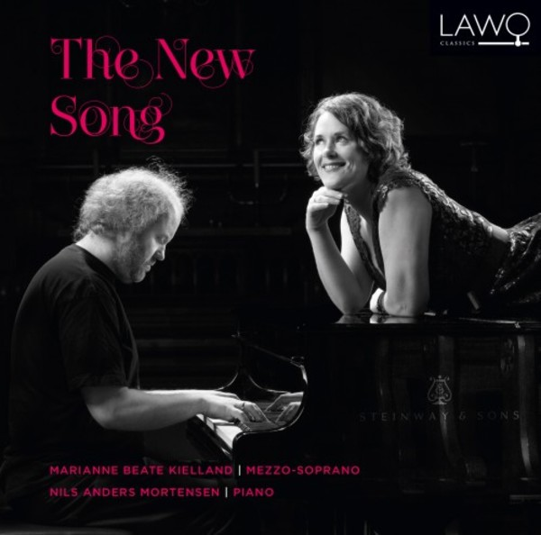 Marianne Beate Kielland: The New Song | Lawo Classics LWC1097