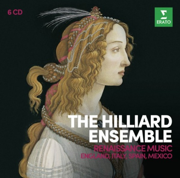 Renaissance Music from England, Italy, Spain & Mexico | Warner 9029597491