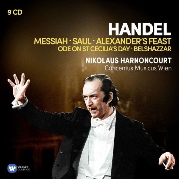 Handel - Great Oratorios | Warner 9029597511
