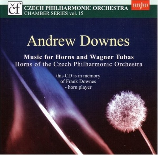 Andrew Downes - Music for Horns and Wagner Tubas