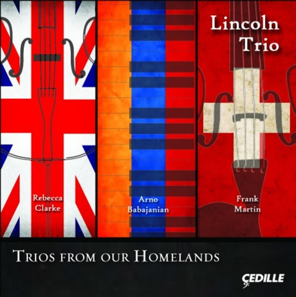 Lincoln Trio: Trios from our Homelands | Cedille Records CDR90000165