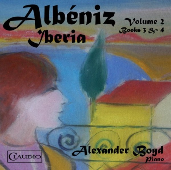 Albeniz - Iberia Vol.2 | Claudio Records CR60232