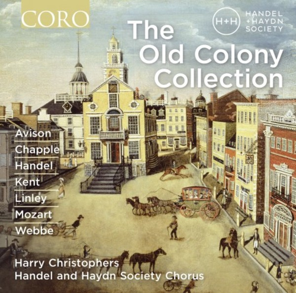 The Old Colony Collection | Coro COR16145