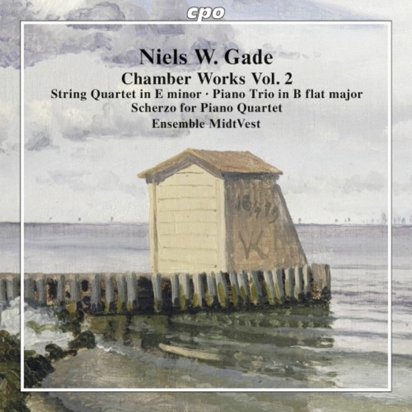 Niels Gade - Chamber Works Vol.2 | CPO 7771652