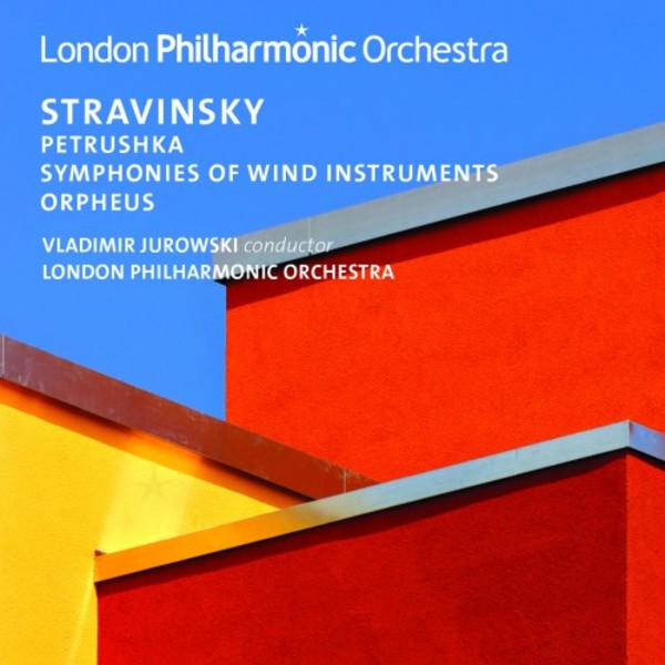 Stravinsky - Petrushka, Symphonies of Wind Instruments, Orpheus