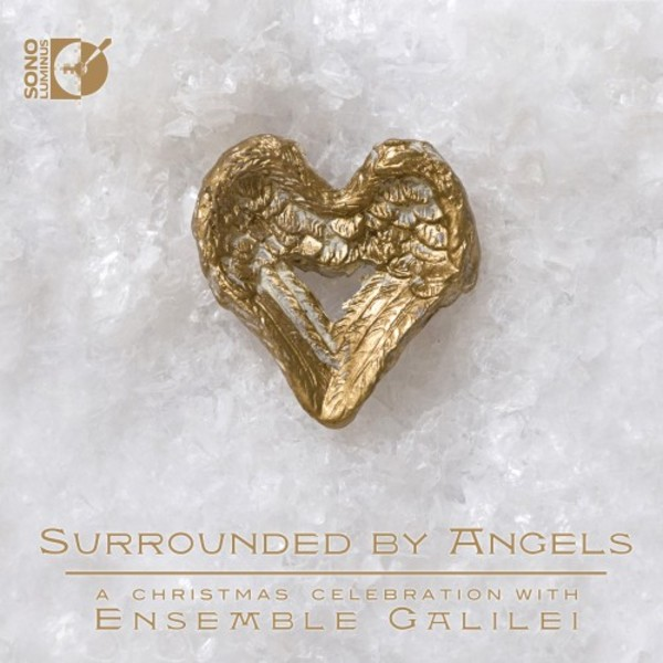 Surrounded by Angels: A Christmas Celebration with Ensemble Galilei | Sono Luminus DSL92210