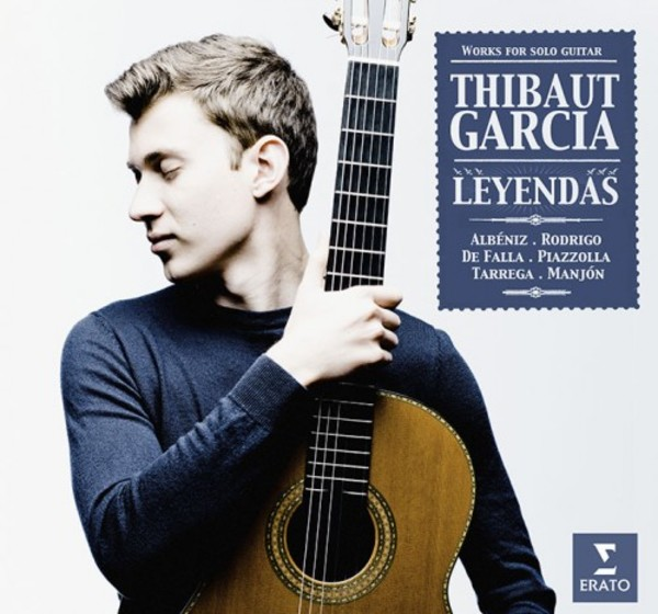 Leyendas: Works for Solo Guitar | Warner 9029595463