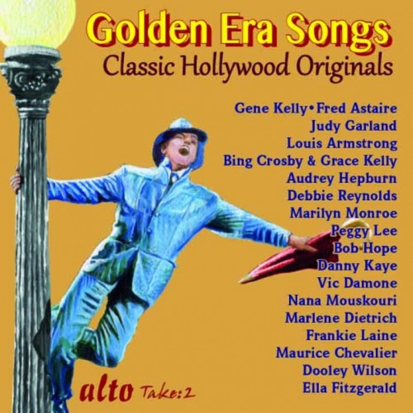 Golden Era Songs: Classic Hollywood Originals | Alto ALN1956