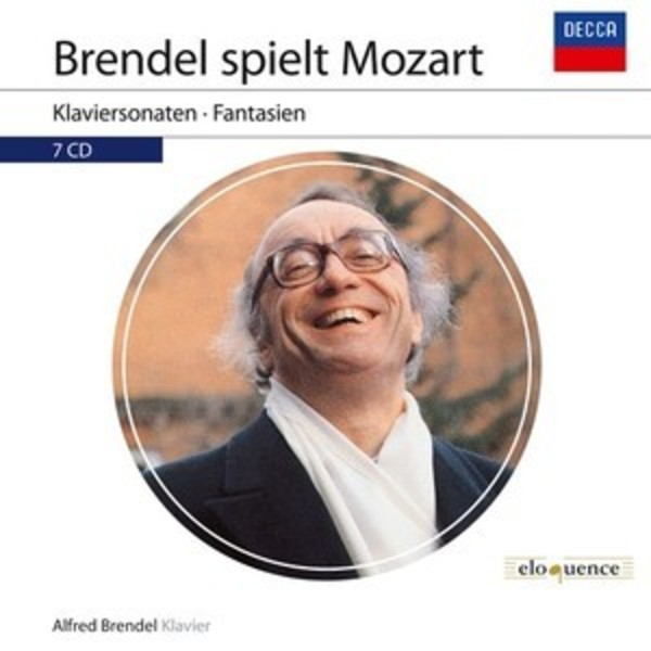 Brendel plays Mozart - Piano Sonatas, Fantasias