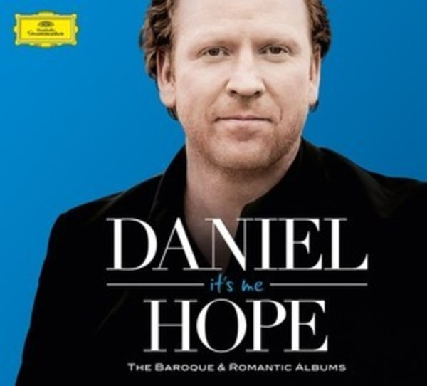 Daniel Hope: It's Me - The Baroque & Romantic Albums | Deutsche Grammophon 4796370